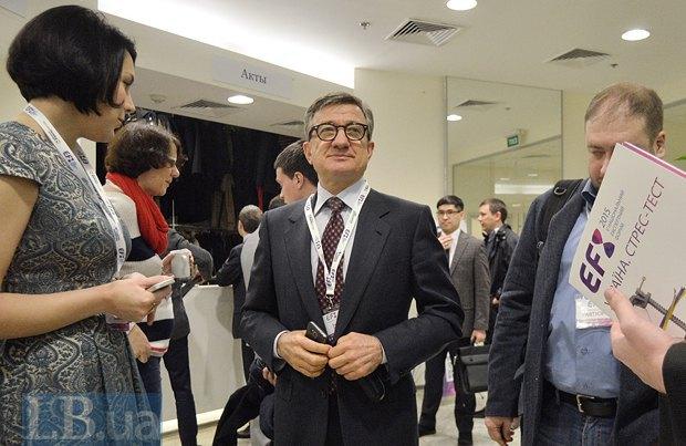 Соня Кошкина и Сергей Тарута, народный депутат Украины, бизнесмен