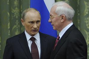 Завтра Азаров встретится с Путиным