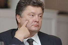 Ющенко сделал Порошенко чрезвычайным и полномочным
