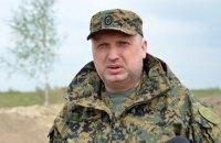 Турчинов: Крымский сценарий голосования на Донбассе не пройдет