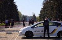 Силовики оцепили место сбора одесских сепаратистов