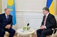 Украина и Казахстан возобновляют военное сотрудничество