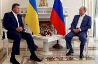 Янукович поедет к Путину перед саммитом с ЕС?