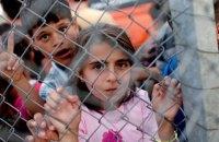 Во Франции сгорел еще не открывшийся лагерь для беженцев