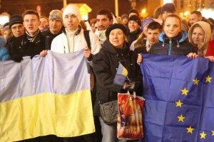 """В День Святого Николая """"майдановцев"""" поздравили их оппоненты"""