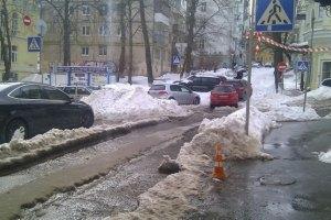 Оппозиция хочет знать, как Попов собирается спасать столицу от потопа