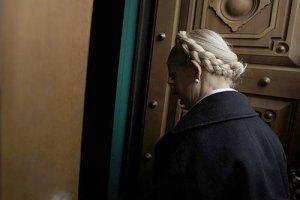 Тимошенко не позволили смотреть новогодний концерт