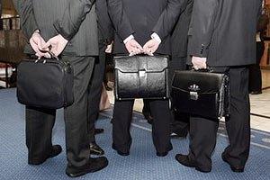 Кабмин внес законопроект об увольнении чиновников за коррупцию