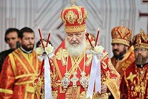 Патриарх Кирилл надеется на дальнейшее укрепление взаимодействия РПЦ с официальным Киевом