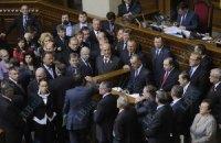 Оппозиция просит Генпрокуратуру разобраться с Мельником