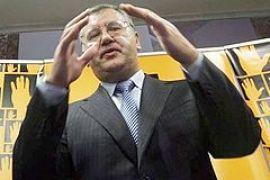 """Гриценко грозится """"сломать хребет"""" нынешнему государству"""