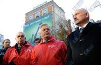 Симоненко платил одесским школьникам 20 грн за встречу