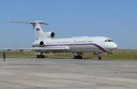 """""""Интерфакс"""" сообщил о приостановке полетов Ту-154 российских силовых ведомств"""