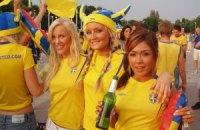 Шведи завтра вийдуть на багатотисячний марш-парад