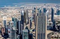 В Дубае загорелся отель-небоскреб (обновлено)