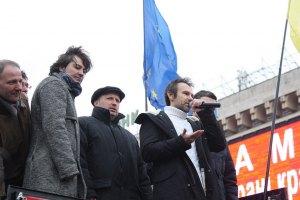 Компания Ахметова отменила лекцию Вакарчука