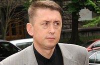 Суд санкционировал арест Мельниченко