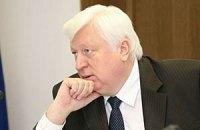 Пшонка: ГПУ не будет рассматривать заявление Забзалюка о подкупе