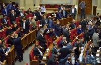 Рада приняла законопроект против строительных афер