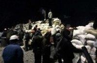 Киевский Майдан подбирается к Администрации президента