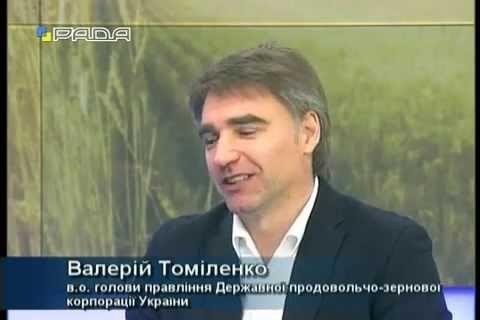 Хищение 50 млн грн: суд арестовал экс-главу зерновой компании Томиленко