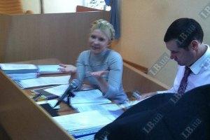 Адвокаты Тимошенко не пришли на суд