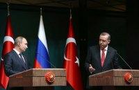 Эрдоган намерен встретиться с Путиным в августе