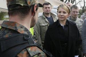 Украина не может вести переговоры с Россией без ЕС и США, - Тимошенко