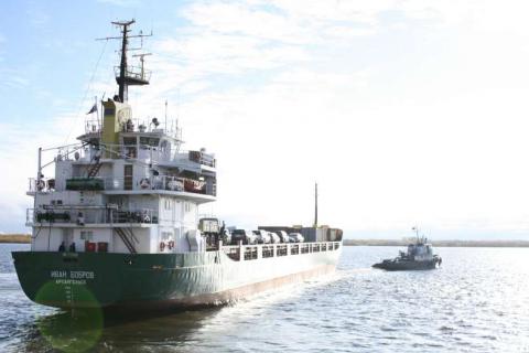 УДанії затримали російське судно з п'яним екіпажем наборту
