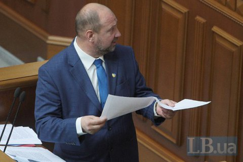 Народный депутат Мельничук несмог исправить триллион грн ве-декларации