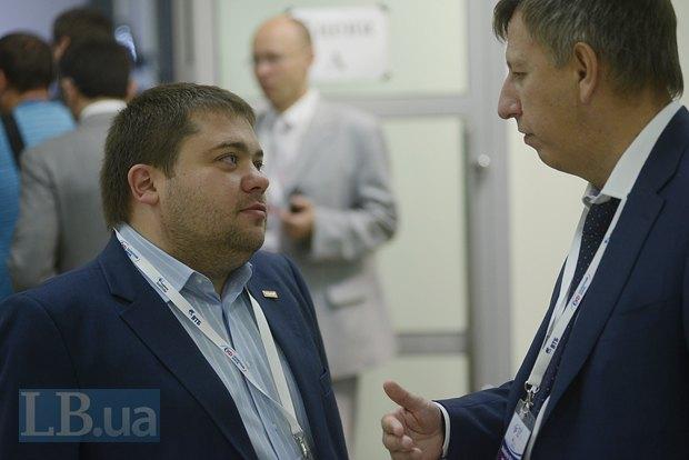 Валерий Карпунцов и Владимир Макеенко