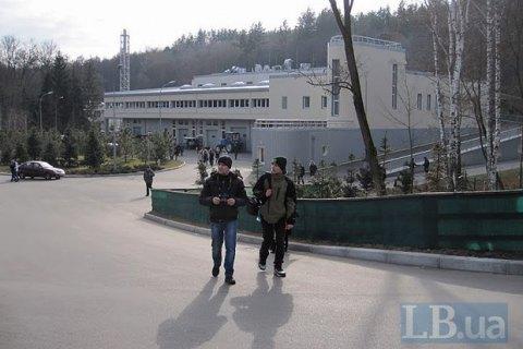 ВМежигорье устроили костюмированный марафон помотивам побега Януковича