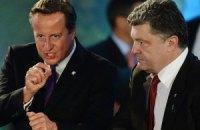 Британия поддержит новые санкции против России в случае невыполнения договоренностей, - Кэмерон