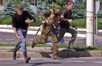 Военные в Донецке нейтрализовали несколько огневых точек террористов, - ИС