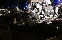 В Ивано-Франковской области в ДТП погибли четыре человека
