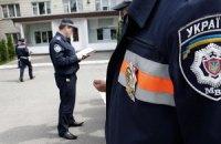 "Милиция заявила об избиении ""бютовцем"" гаишника под Украинским домом"