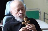 Порошенко выразил соболезнования в связи со смертью митрополита Владимира