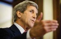 Керри заверил, что США, Германия и Франция активно работают по украинскому вопросу