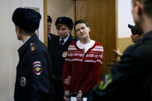 Защита Савченко запустит новую процедуру для ее освобождения