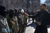 Полторак призвал добровольческие батальоны вступить в ВСУ