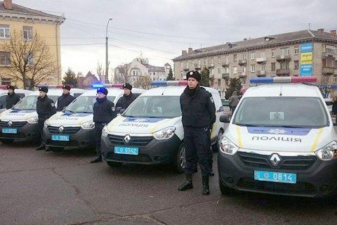 В Белой Церкви ввели новую модель работы полиции