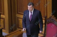 Янукович сегодня придет в Раду