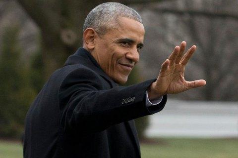 """Прощальний """"твіт"""" Обами став найпопулярнішим на його сторінці"""