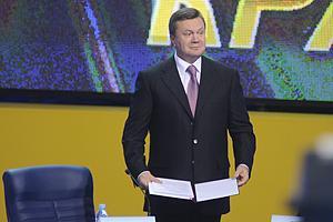 Янукович готов выступить с ежегодным посланием