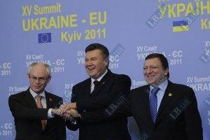 Украина движется к сильной Европе, - Янукович