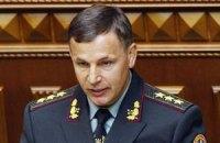 Министр обороны выступил за швейцарскую модель армии в Украине