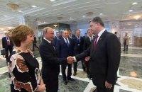 Климкин восхищен тем, как Порошенко говорил с Путиным