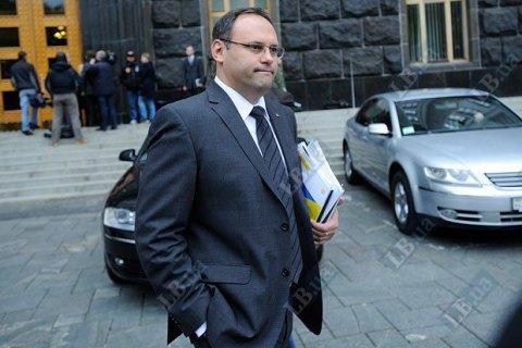 Печерский суд постановил арестовать Каськива