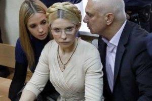 Муж Тимошенко: решение об отъезде из Украины принимали совместно с семьей