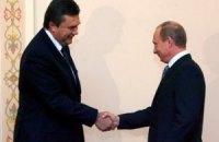 Путин и Янукович поговорят о газе и интеграции